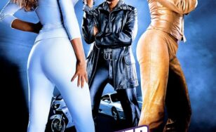 "Poster for the movie ""Undercover Brother"""