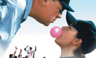 "Poster for the movie ""Little Big League"""