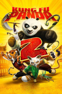 "Poster for the movie ""Kung Fu Panda 2"""