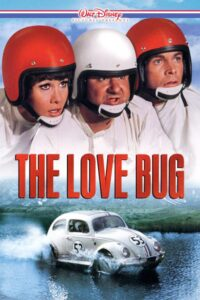 "Poster for the movie ""The Love Bug"""