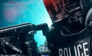 "Poster for the movie ""Code 8"""
