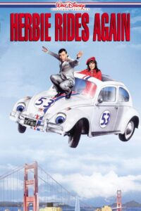 "Poster for the movie ""Herbie Rides Again"""