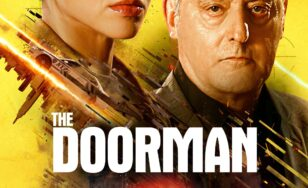 """Poster for the movie """"The Doorman"""""""