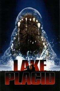 "Poster for the movie ""Lake Placid"""