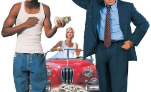 "Poster for the movie ""Money Talks"""