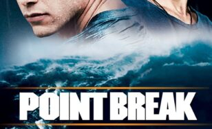 "Poster for the movie ""Point Break"""