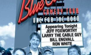 """Poster for the movie """"Blue Collar Comedy Tour: One for the Road"""""""