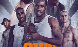 """Poster for the movie """"Cut Throat City"""""""