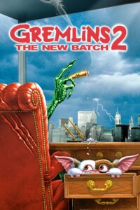 """Poster for the movie """"Gremlins 2: The New Batch"""""""