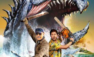 "Poster for the movie ""Tremors: Shrieker Island"""