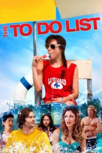 """Poster for the movie """"The To Do List"""""""