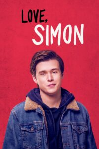 """Poster for the movie """"Love, Simon"""""""