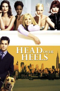"""Poster for the movie """"Head Over Heels"""""""