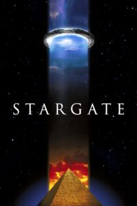 """Poster for the movie """"Stargate"""""""