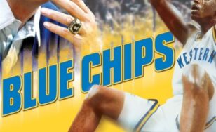 """Poster for the movie """"Blue Chips"""""""