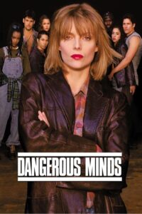 """Poster for the movie """"Dangerous Minds"""""""