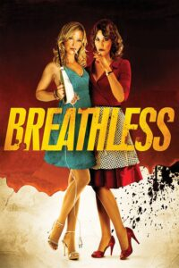 """Poster for the movie """"Breathless"""""""