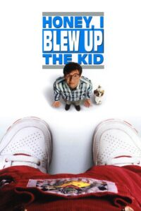 """Poster for the movie """"Honey, I Blew Up the Kid"""""""