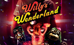 """Poster for the movie """"Willy's Wonderland"""""""
