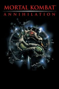 "Poster for the movie ""Mortal Kombat: Annihilation"""