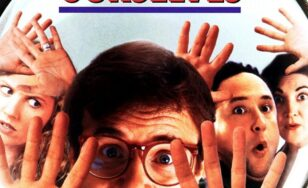 """Poster for the movie """"Honey, We Shrunk Ourselves"""""""