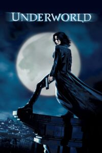 """Poster for the movie """"Underworld"""""""