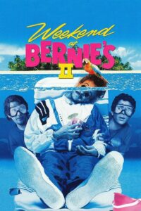 """Poster for the movie """"Weekend at Bernie's II"""""""