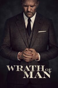 """Poster for the movie """"Wrath of Man"""""""