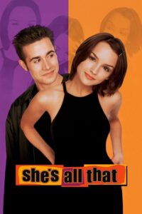 """Poster for the movie """"She's All That"""""""