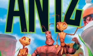 """Poster for the movie """"Antz"""""""