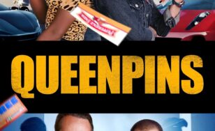 """Poster for the movie """"Queenpins"""""""