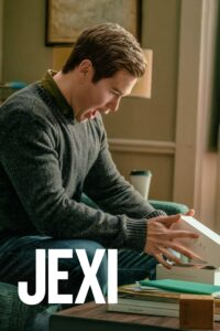 """Poster for the movie """"Jexi"""""""