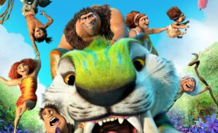 """Poster for the movie """"The Croods: A New Age"""""""