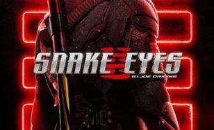 """Poster for the movie """"Snake Eyes: G.I. Joe Origins"""""""