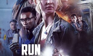 """Poster for the movie """"Run Hide Fight"""""""